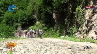 Bisiklet Safari Köşe Bucak Programında 25.06.2014 TV52