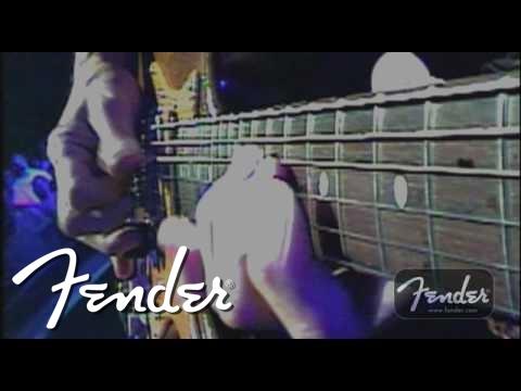 Nils Lofgren's 1961 Fender® Stratocaster® Guitar In Action! | Fender