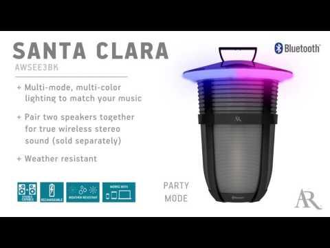 Portable Wireless Speaker Santa Clara