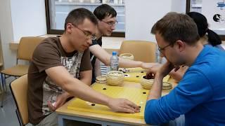 Владивосток играет в ГО