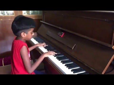 Уроки игры на пианино #2 Диез Бемоль Хроматическая гамма
