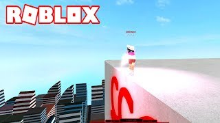 LIKE *VOLAR* by BUILDINGS!!! - ROBLOX RO-GHOUL in Spanish