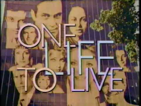 One Life To Live 1986 Intro - YouTube