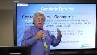 Fundamentals of Geodesy 3   Contemporary Geometric Datums 1 Preview(, 2014-11-14T21:19:38.000Z)