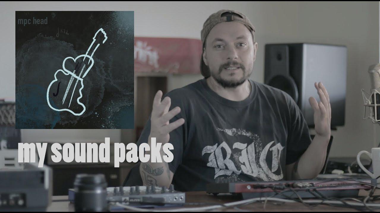 Creating my sound packs - lofi jazz hip hop guitar samples - mpc head