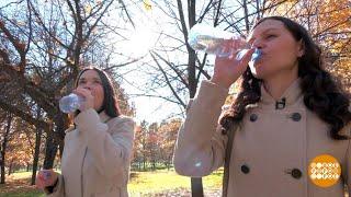 Питьевой режим осенью. Доброе утро. Фрагмент выпуска от 22.10.2021
