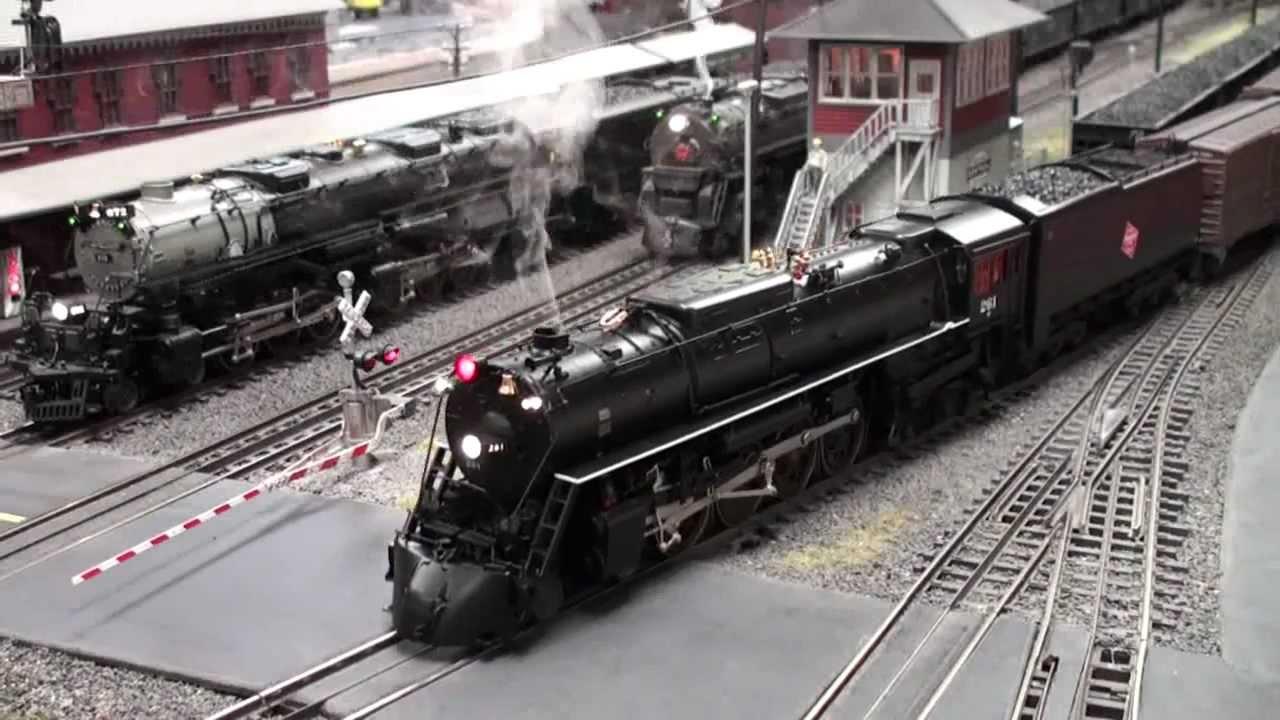 Lionel Milwaukee Road S 3 4 8 4 261 Steam Locomotive Doovi