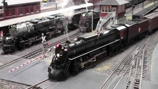Lionel Milwaukee Road S-3 4-8-4 #261 steam locomotive