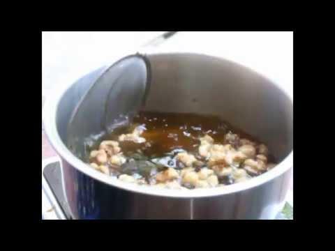 การทำกากหมู สุดยอดอาหารไทย