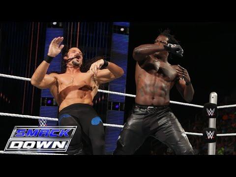 R-Truth vs. Adam Rose: SmackDown, July 2, 2015