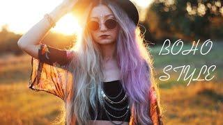 �������� ���� Всё о стиле БОХО! Базовые вещи для Бохо! LOOKBOOK + Причёски! ������