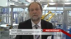 Made in Germany | Schott Solar - Investing in the USA