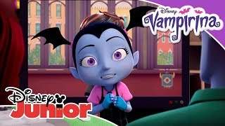 Vampirina: Momentos Mágicos - Amistad entre humanos y monstruos   Disney Junior Oficial