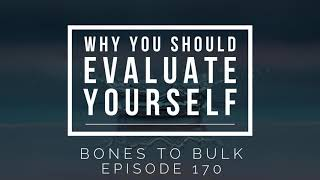Why You Should Evaluate Yourself