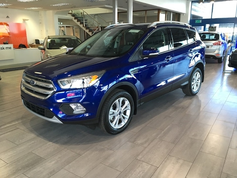 Image Result For Ford Kuga Deep Impact Blue