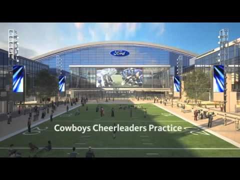 The Star At Frisco Rendering Animation