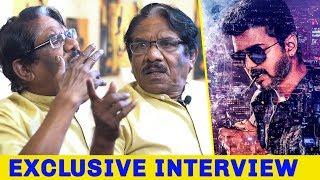 சினிமாக்காரன் சிகரட் பிடிச்சாமட்டும்  தப்பா ? -பாரதிராஜா | Om | Nakshatra | Exclusive Interview