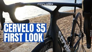 The all-new Cervelo S5 (First Look)