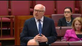 George Brandis asked about the IPA in Question Time