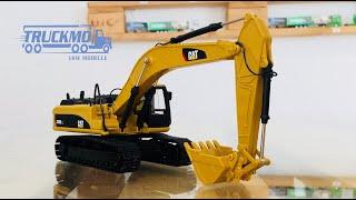 Diecast Masters CAT 336D L Hydraulik Bagger Core Classic 85241c