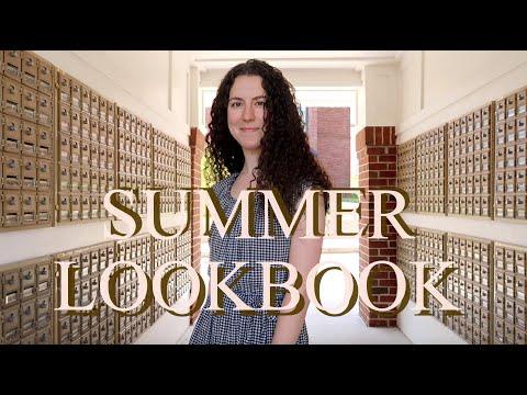 Summer Lookbook At Liberty University⎟Madison Taylor