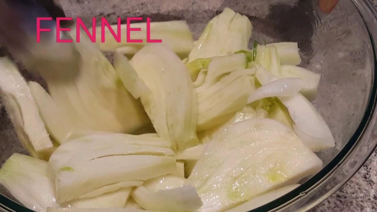 Fennel salad/ Rezene salatası.Bu harika lezzeti bilmeyen denemeyen kalmasın.