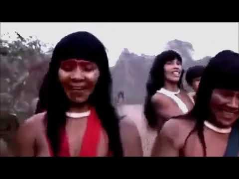 Incrível vida de uma tribo brasileira querendo sobreviver
