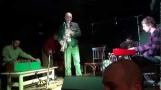 Grencsó Quartett feat.Tigrics - Jazzaj live performance