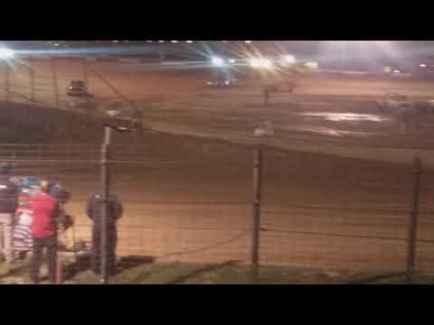 Street Stock Heat 1 Fayette County Speedway 4/17/18