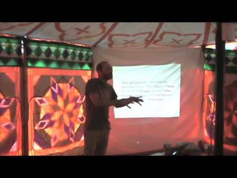 The Law Of Attraction - Steven Hall @ Conscious Tribal Gathering 2015