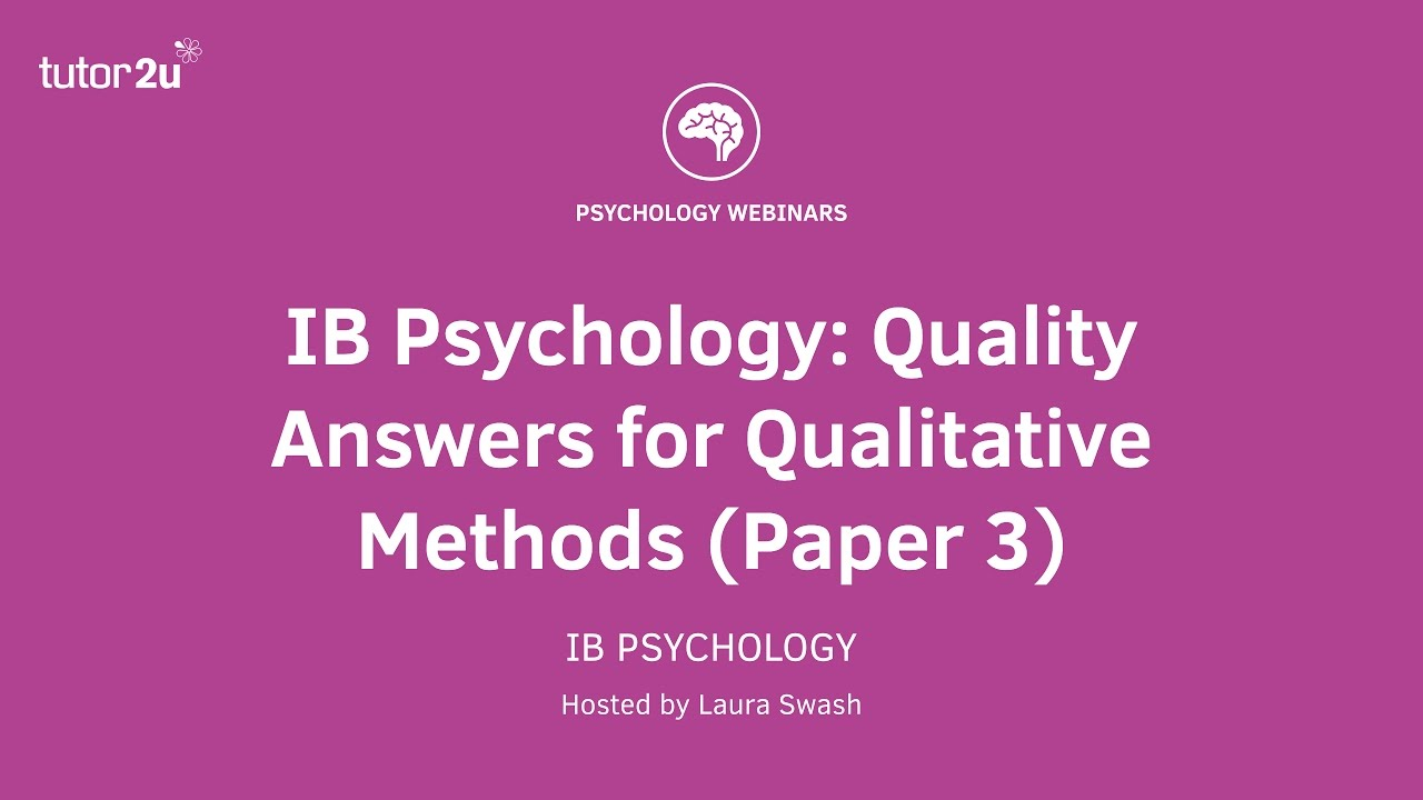 qualitative research tutor2u Data from a gender perspective with the use of qualitative data may help to interpret better these the range of qualitative research findings varies widely in each coun- try, and therefore questions economy» see economics/content/topics/poverty/measuring_povertyhtm ix see the world bank.