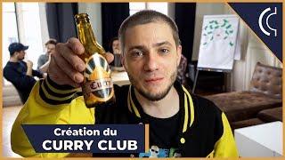 Création du CURRY CLUB