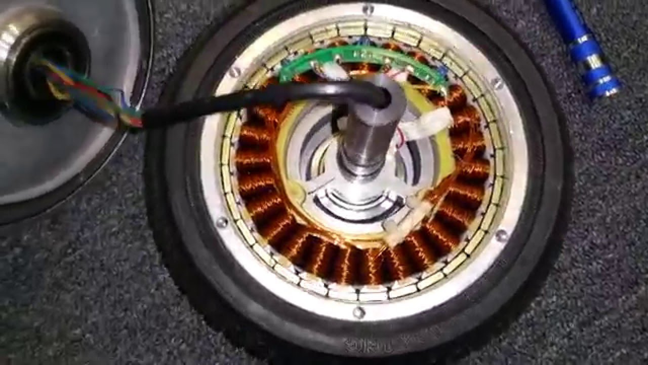 hoverboard wheel motor what 39 s inside how to open up. Black Bedroom Furniture Sets. Home Design Ideas