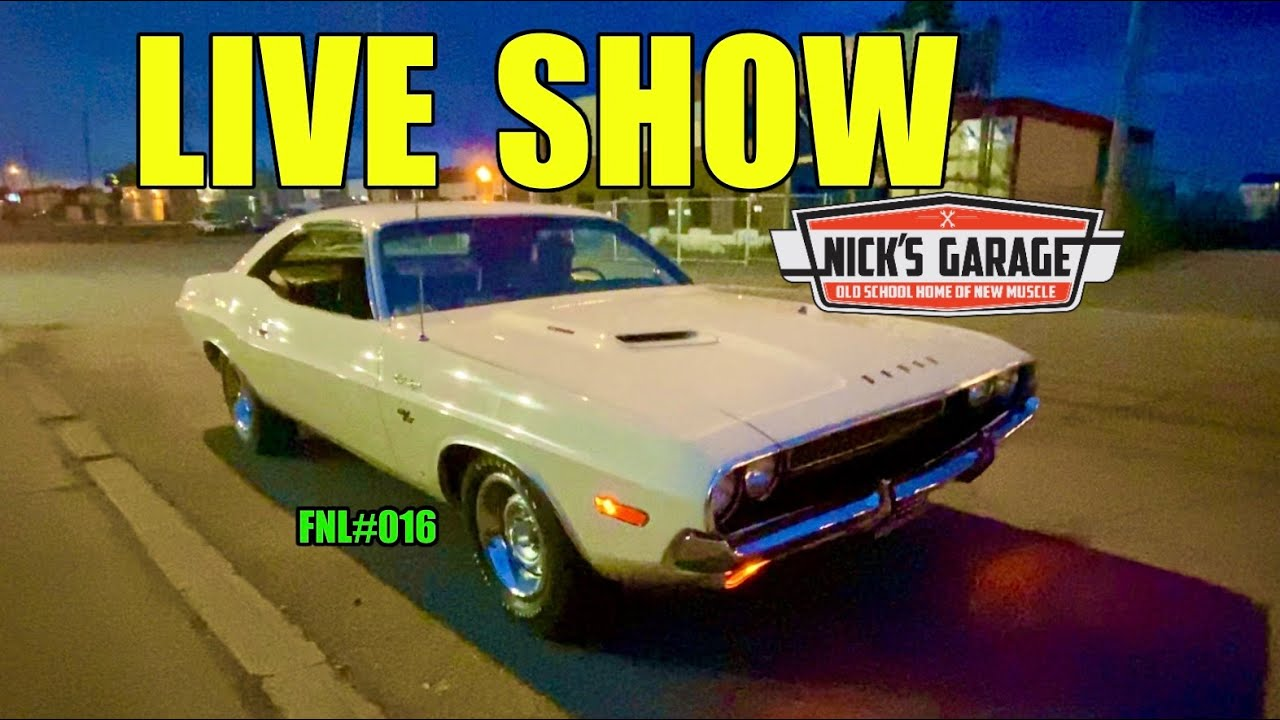 Friday Night Live at Nick's Garage 016 (APOLOGIES for the bad audio)