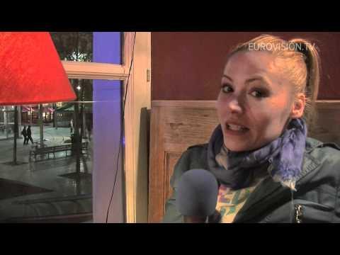 Interview with Valentina Monetta from San Marino
