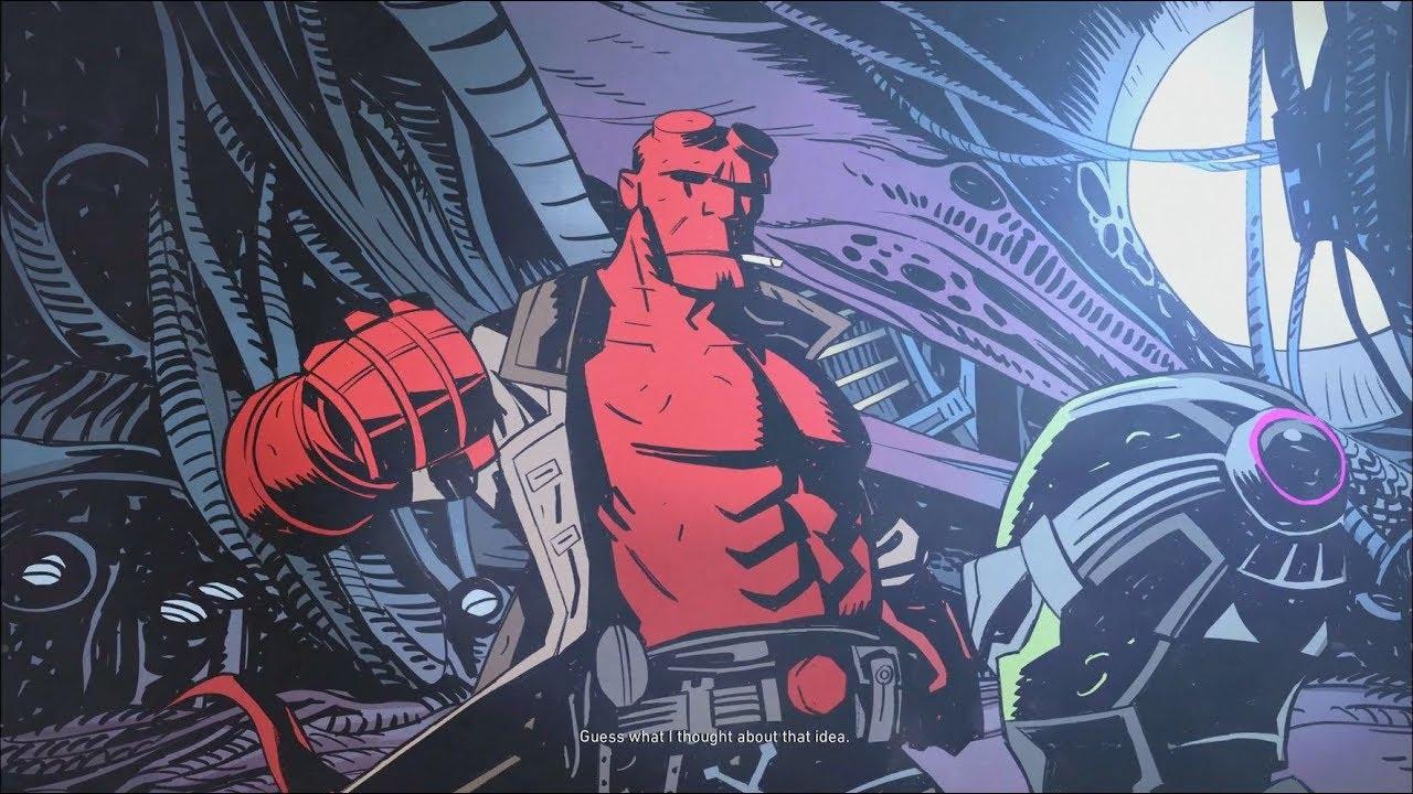 Download Injustice 2: Hellboy's Ending
