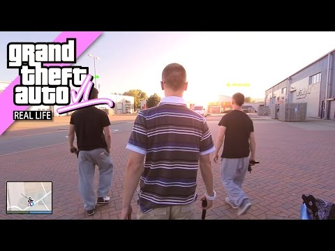 GTA Multiplayer in REAL LIFE