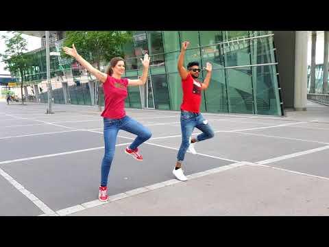 Sip Sip | Bhangra By Christine & Manu | Jasmine Sandlas