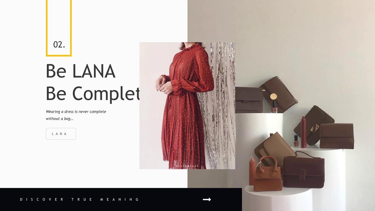LANASHOP Specialize in Wholesale Fashion Manufacturer