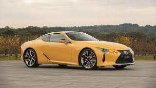 Lexus LC 2017 pricing and spec confirmed | Automobile New