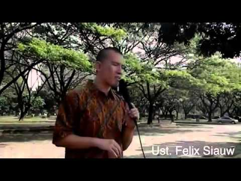 thevenomost: Perjalanan Ustadz Felix siauw Menuju Islam