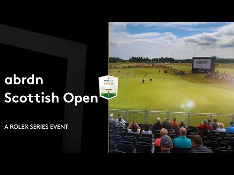 Extended Tournament Highlights | 2021 abrdn Scottish Open
