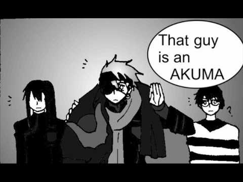 """HarryPotter D.Gray-Man crossover """"They All Fall Down"""" P2 ..."""