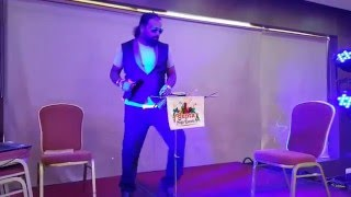 I AM A DISCO DANCER KARAOKE sung by UDAY KANTH