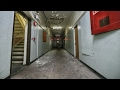 Exploring a Newly Abandoned Mental Hospital (Electricity On)