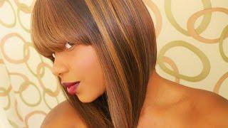 Nicki Minaj Bob: Vivica A. Fox YEVA Wig