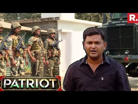 Patriot With Major Gaurav Arya | A Day With CRPF Jawans in C