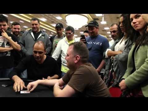 Gregory Wilson's performance of Steve Gore's 'The Casino Con'