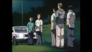 Initial D - First Stage ep. 10