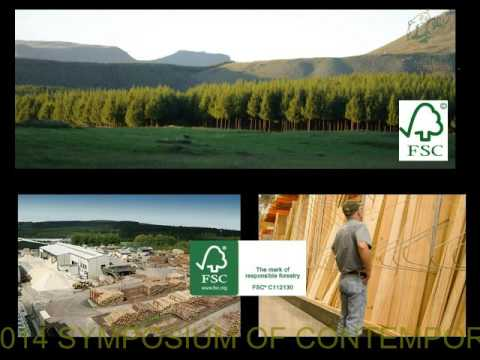 2014D1S5L5 Steven Germishuizen Conservation plans of the timber industry & the role of certification
